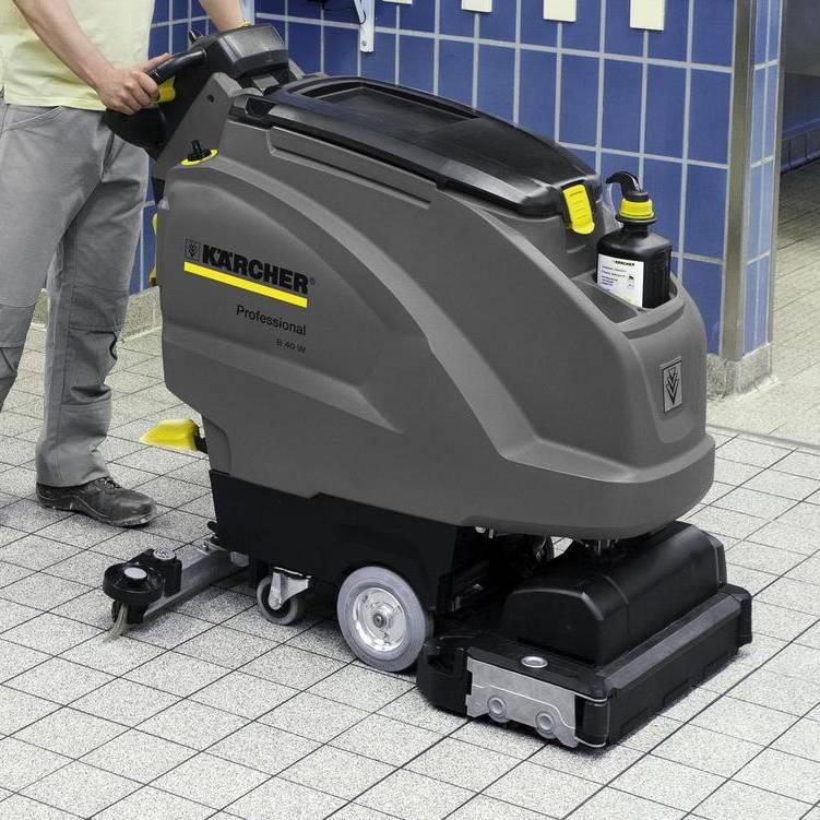 Batterie per lavapavimenti e pulizia industriale Enerpower