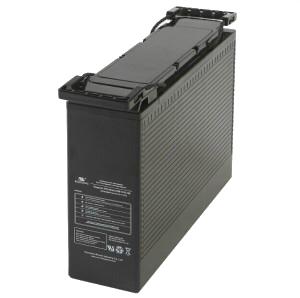 Batterie stazionarie con attacchi frontali serie FAT Enerpower