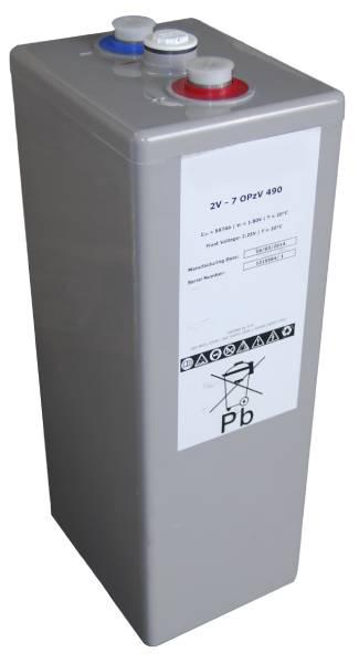 Batterie tubolari Gel OPzV Enerpower