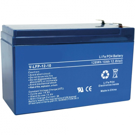 Batterie al litio LiFePO4 serie LFP Enerpower 12v 10ah