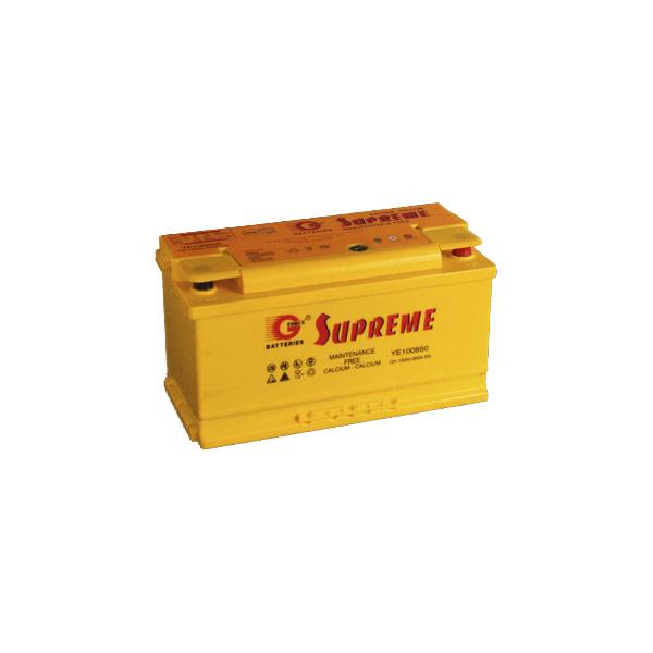 Batterie avviamento per gruppi elettrogeni serie YE Supreme Enerpower