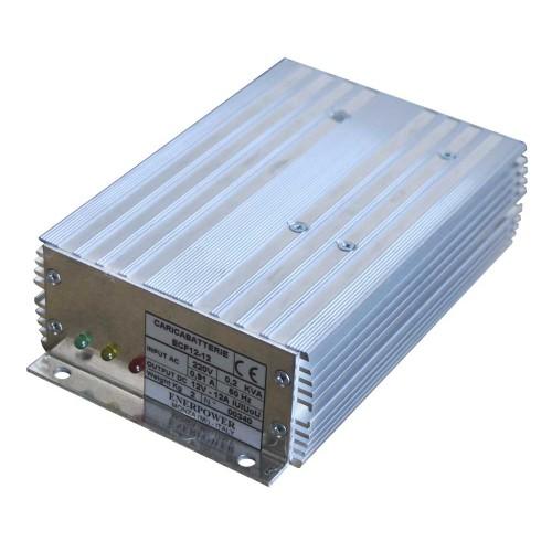 Carica Batterie ad Alta Frequenza 12V 12A per batterie al piombo agm gel 12v da 80ah a 120ah