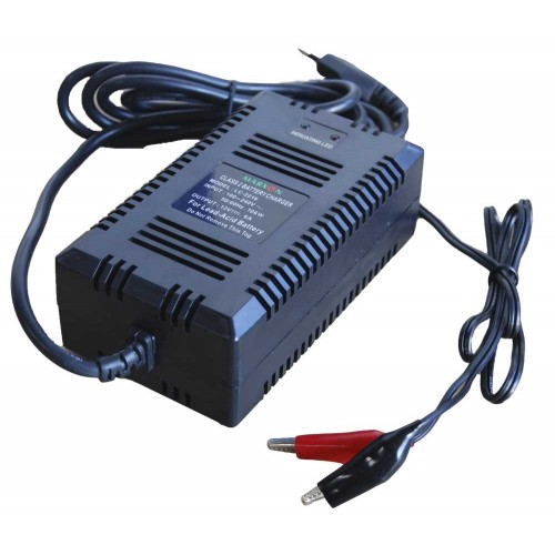 Carica Batterie ad Alta Frequenza 12V 6A per batterie al piombo agm gel 12v da 40ah a 60ah
