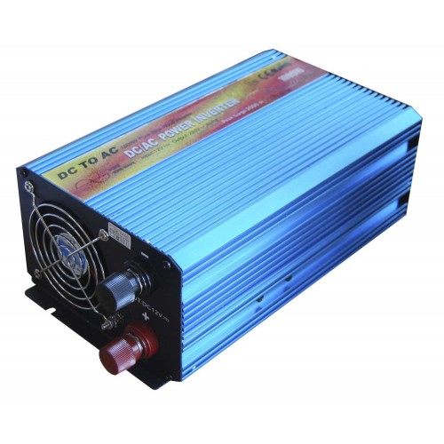 Inverter monofase DC-AC 12V 1000W ad onda sinusoidale