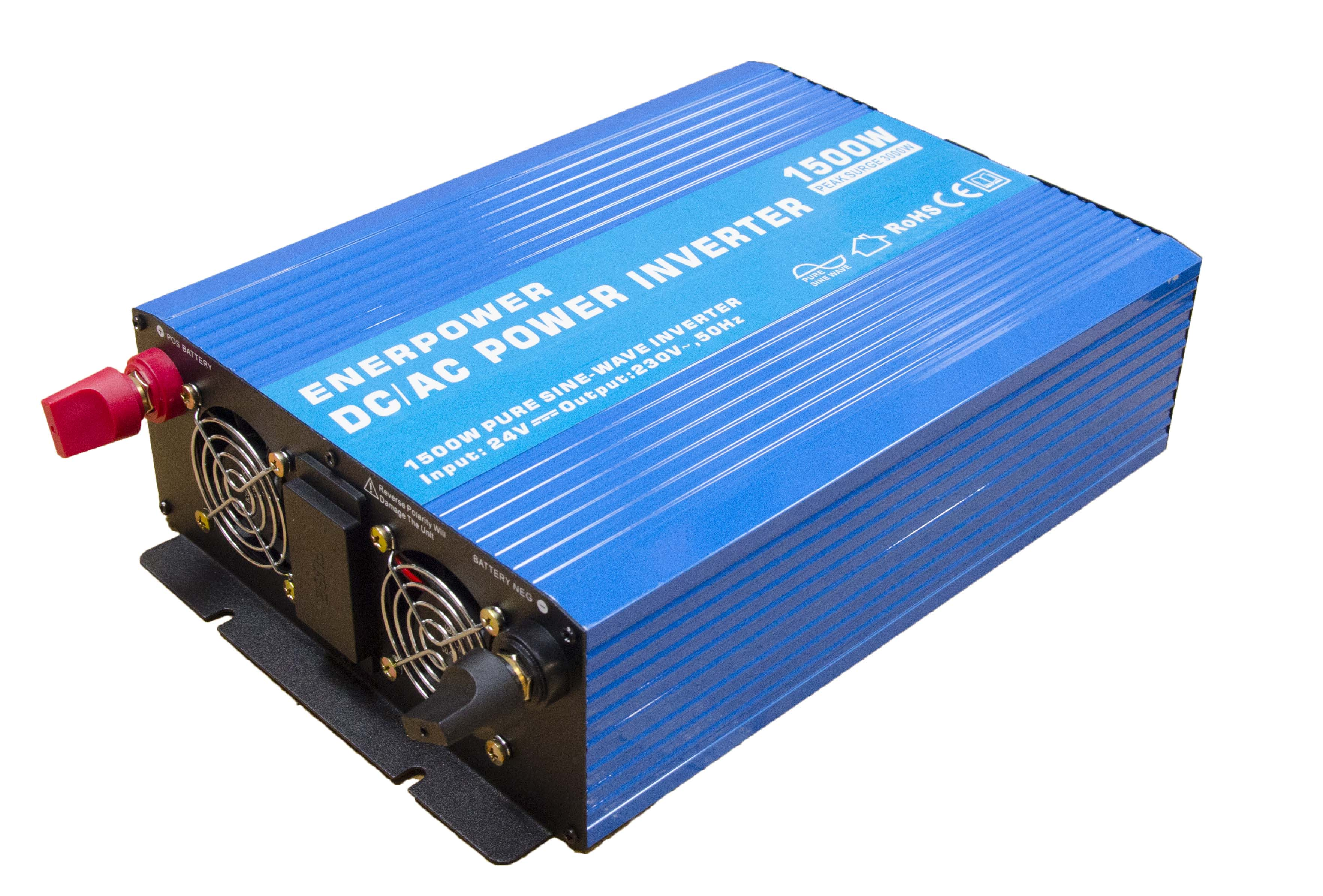 inverter 24V 1500W Enerpower