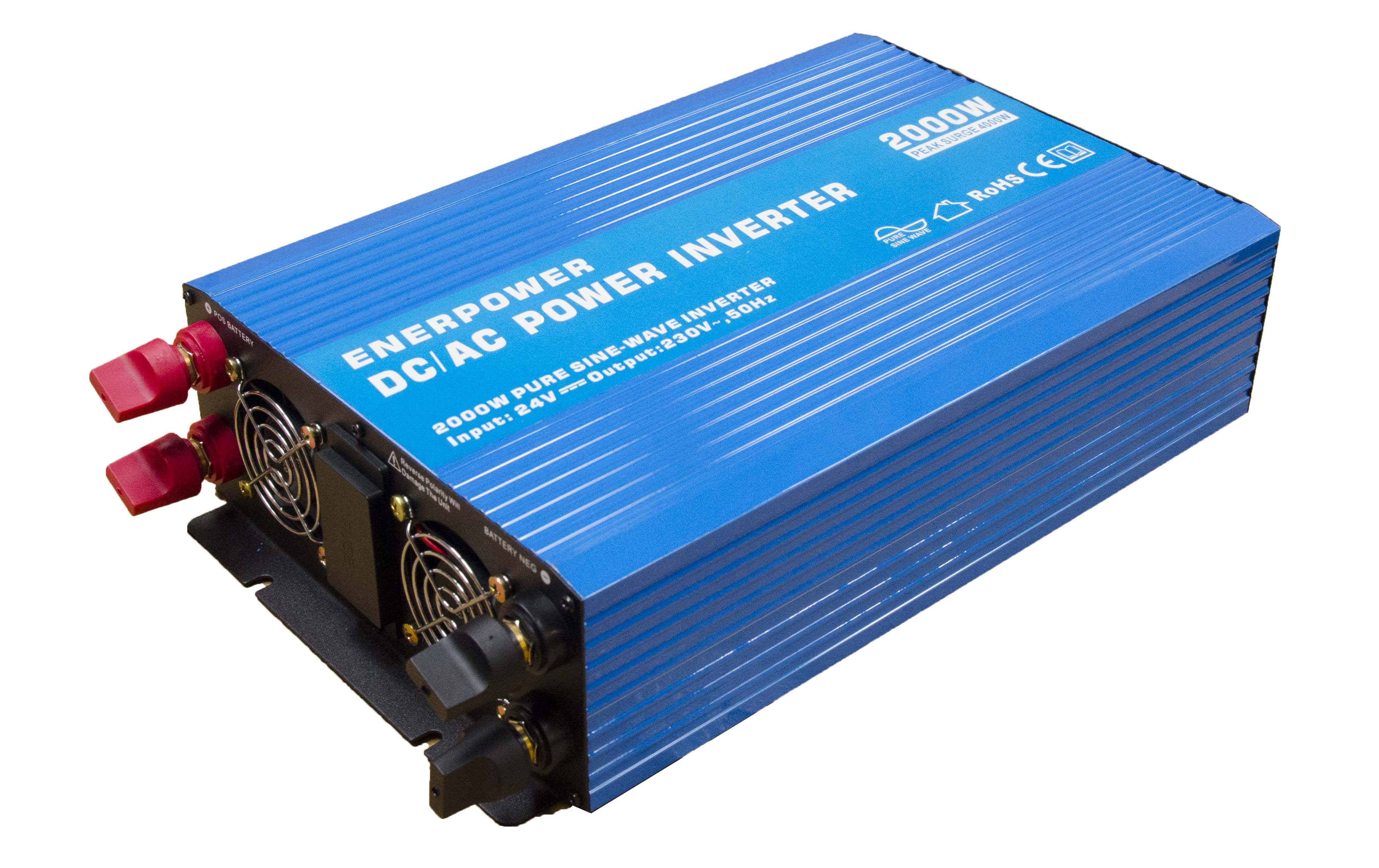 inverter 24V 2000W Enerpower